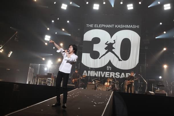"""【エレファントカシマシ  ライヴレポート】 『30th ANNIVERSARY TOUR """"THE FIGHTING MAN"""" FINAL』 2018年3月17日  at さいたまスーパーアリーナ"""