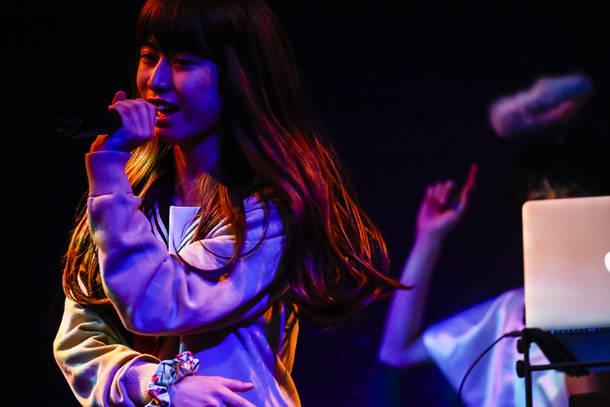 3月31日@渋谷HARLEM Photo by 笹森 健一