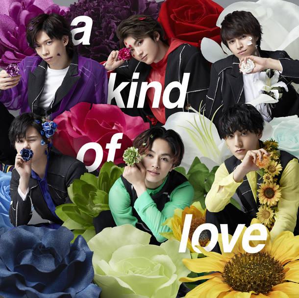 シングル「a kind of love」【WIZY限定盤(Blu-ray付)】