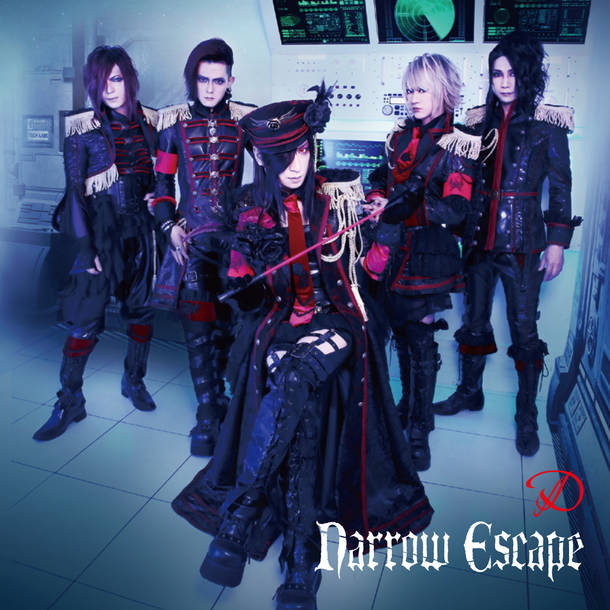 シングル「Narrow Escape」【CD通常盤】
