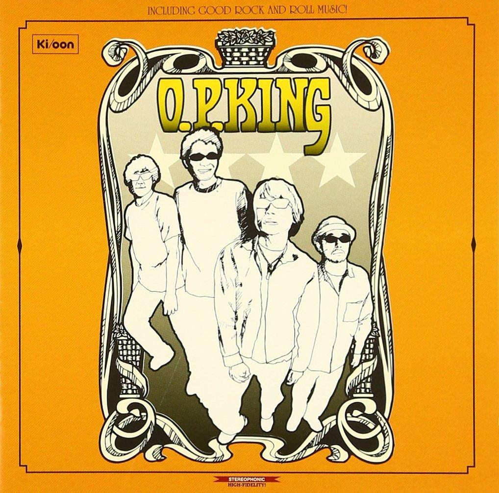 『O.P.KING』('03)/O.P.KING