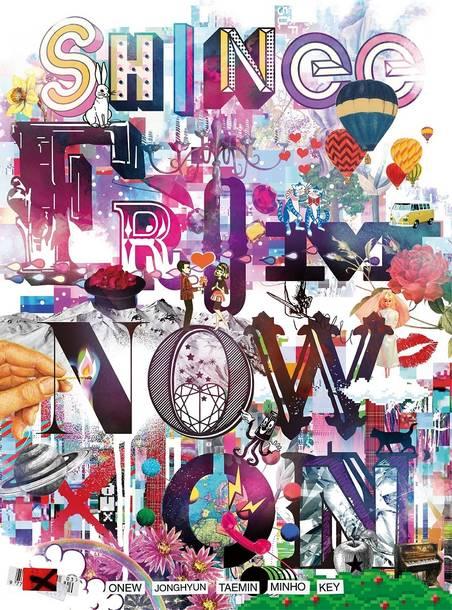 ベストアルバム『SHINee THE BEST FROM NOW ON』【完全初回生産限定盤A】【完全初回生産限定盤B】