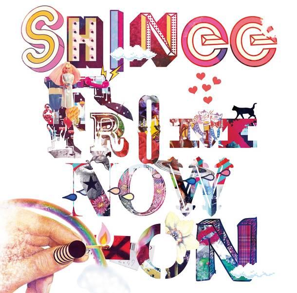 ベストアルバム『SHINee THE BEST FROM NOW ON』【通常盤】