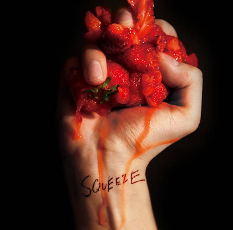 EP『SQUEEZE』