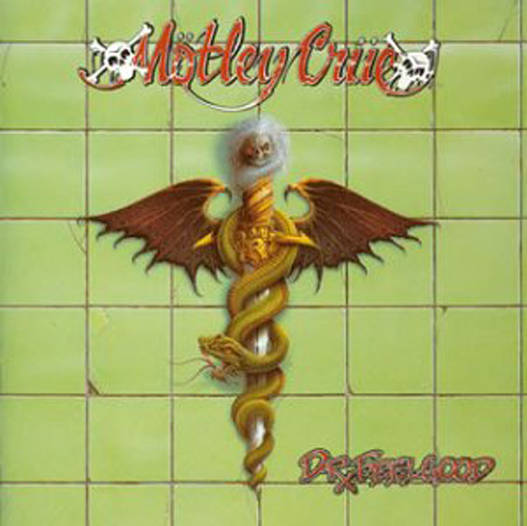 5. 「Kickstart My Heart」収録アルバム『Dr.FEELGOOD』/MOTLEY CRUE