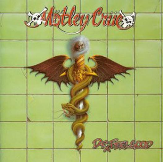 5. 「Kickstart My Heart」収録アルバム『Dr.FEELGOOD』/MOTLEY CRUE