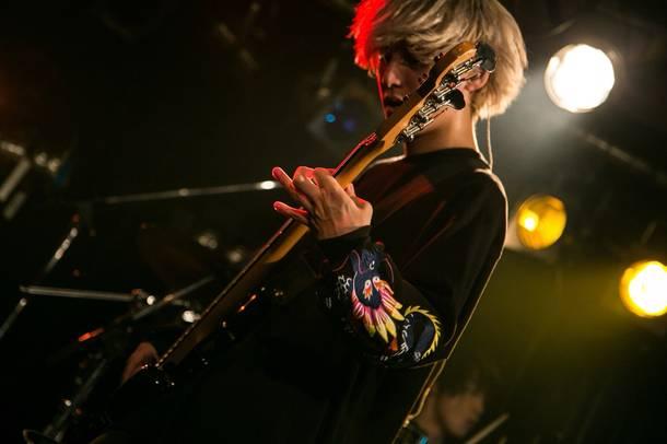 2018年4月5日 at TSUTAYA O-Crest/撮影:ハライタチ