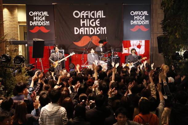 4月10日@渋谷modi1F店頭プラザ