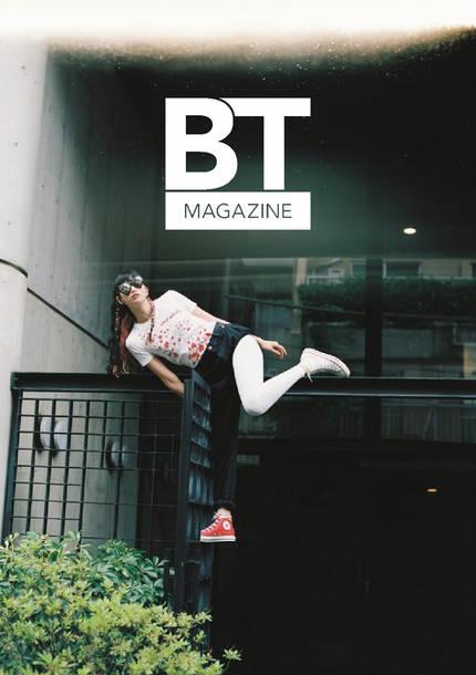 『BT Magazine Issue #00』表紙