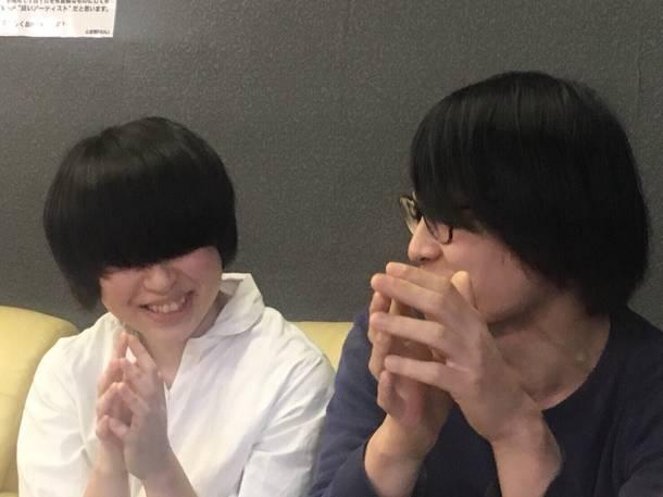 L→R Suuuuuuuu、井澤聖一(モケーレムベンベ)