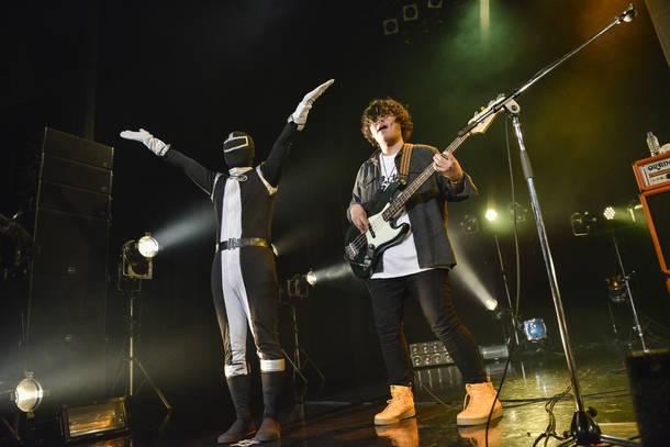 2018年4月7日 at Zepp DiverCity Tokyo