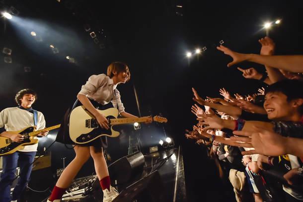 【ポルカドットスティングレイ  ライヴレポート】 『ポルカドットスティングレイ  2018 TOUR 全知全能』 2018年4月7日  at Zepp DiverCity Tokyo