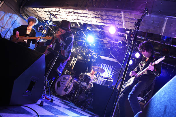 【SION & The Cat Scratch Combo 