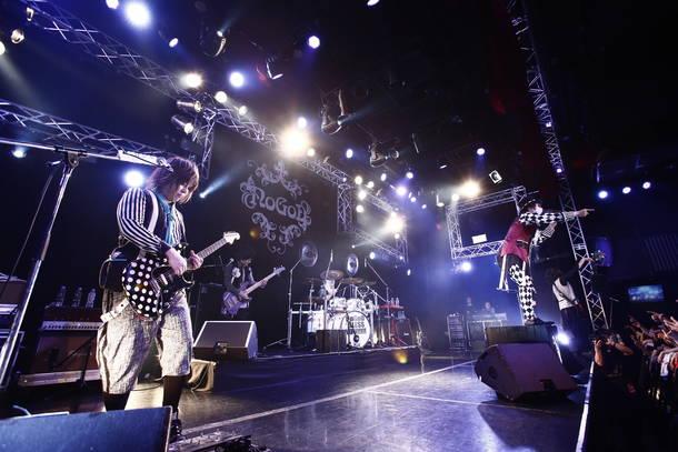 【NoGoD ライヴレポート】 『NoGoD SPRING ATTACK -2018-  「walk」』 2018年4月6日 at 新宿ReNY