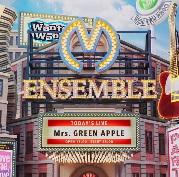 アルバム『ENSEMBLE』【通常盤】(CD)
