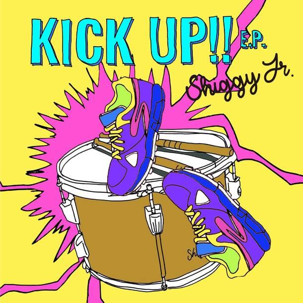 EP『KICK UP!! E.P.』【初回限定盤】
