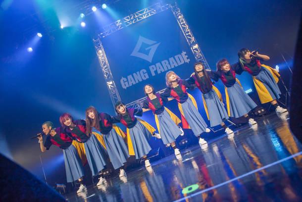 【GANG PARADE ライヴレポート】 『GANG 2』 2018年4月17日  at Zepp DiverCity TOKYO