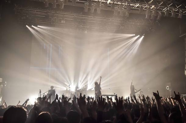 4月21日(土)@渋谷 TSUTAYA O-EAST