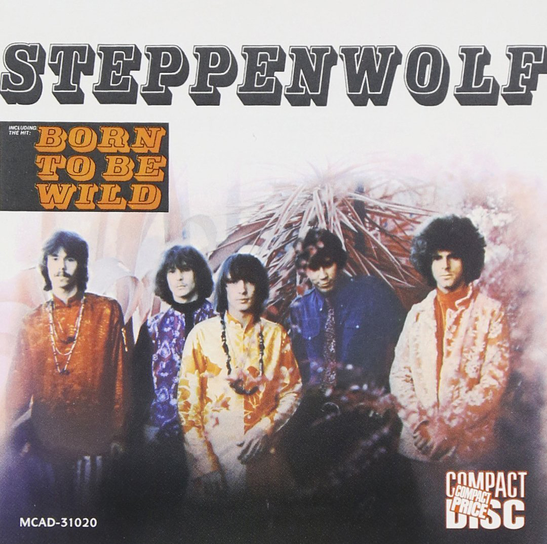「Born to be Wild」収録アルバム『Born to be Wild』/Steppenwolf