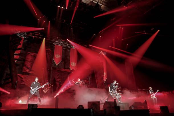 【SPYAIR ライヴレポート】 『SPYAIR TOUR 2018 -KINGDOM-』 2018年4月18日 at 日本武道館
