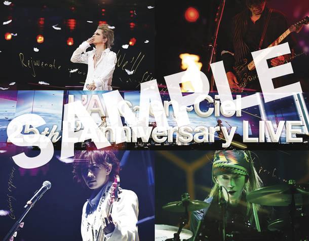 Blu-ray&DVD 『25th L'Anniversary LIVE』【Blu-ray 初回生産限定盤】特典ライヴフォトブック