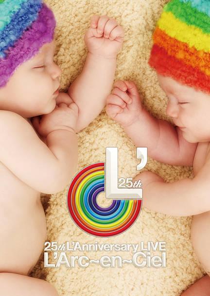 Blu-ray&DVD 『25th L'Anniversary LIVE』【DVD 通常盤】