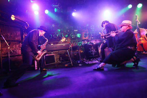 勝手にしやがれ/2018年4月23日 at 渋谷CLUB QUATTRO