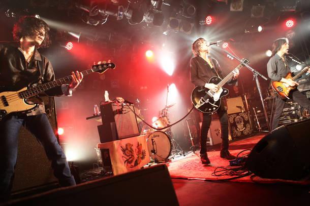 The Birthday/2018年4月23日 at 渋谷CLUB QUATTRO