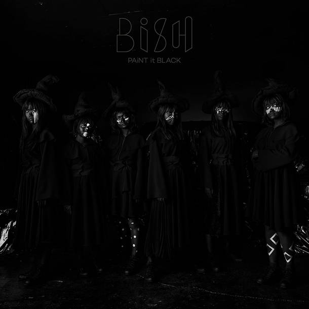 シングル「PAiNT it BLACK」/BiSH