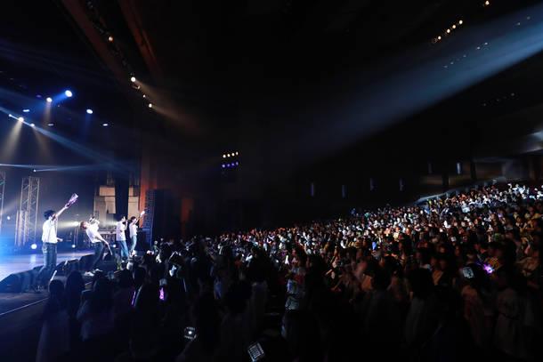 5月5日@『MYNAME Fan Meeting 2018「Fighting!!!!」』 (C)irving