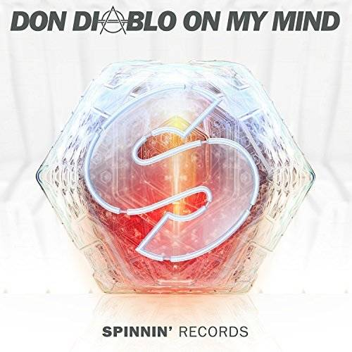 シングル「On My Mind」('15)/Don Diablo