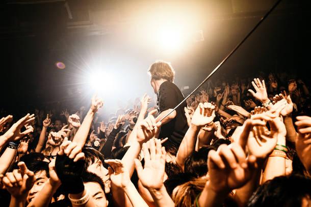 5月2日@横浜BayHall Live photo by 佐藤裕介