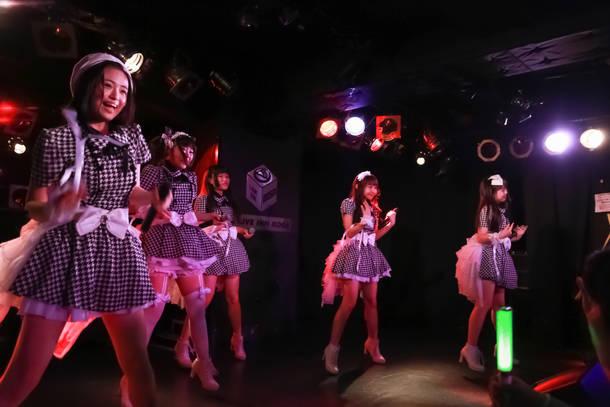 きゅい~ん'ズ/4月30日(月)@池袋Live inn ROSA