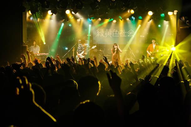 2018年5月6日 at 渋谷CLUB QUATTRO