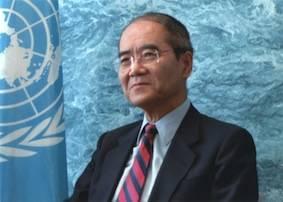 第8代ユネスコ事務局長・松浦晃一郎