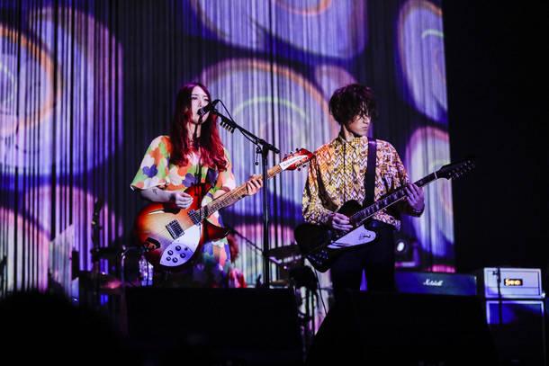 【GLIM SPANKY ライヴレポート】 『GLIM SPANKY LIVE AT 日本武道館』2018年5月12日 at 日本武道館
