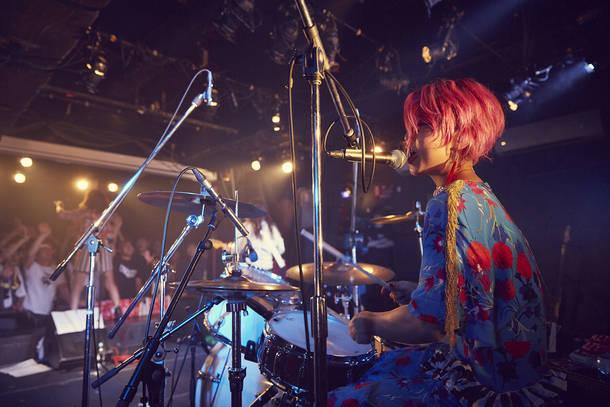 5月12日(土)@渋谷Milkyway photo by Kaita Otome