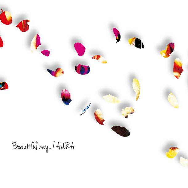 シングル「Beautiful way」【通常盤】