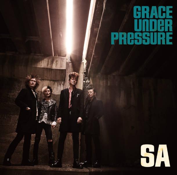 アルバム『GRACE UNDER PRESSURE』