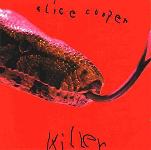 『Killer』('71)/Alice Cooper