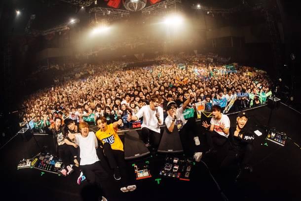 5月5日(土・祝)@新木場 STUDIO COAST