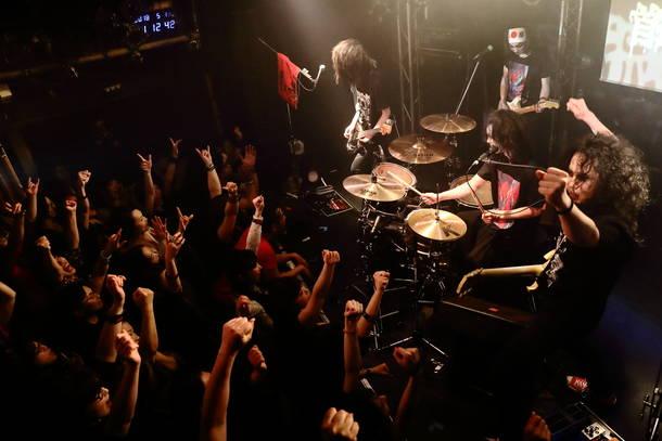 2018年5月13日 at LIVE labo YOYOGI