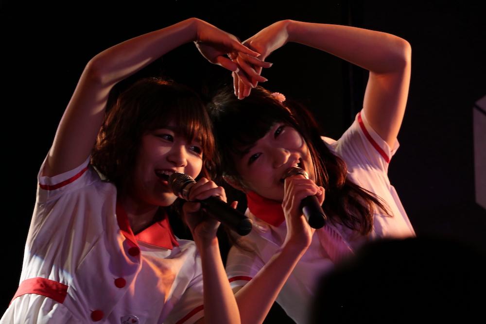 東京23区ガールズ/4月30日(月)@池袋Live inn ROSA