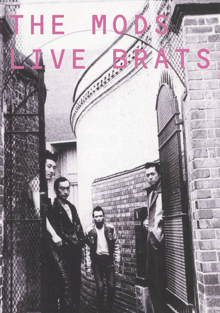 DVD『LIVE BRATS』