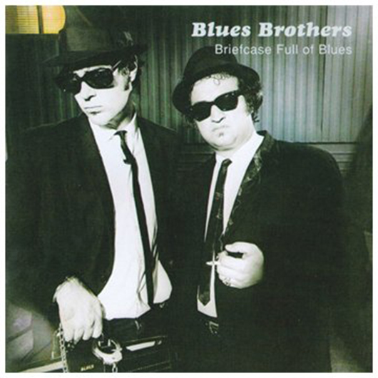 『The Briefcase Full of Blues』('78)/The Blues Brothers