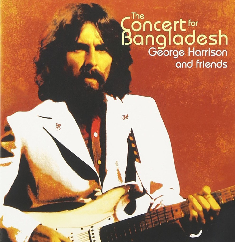 『The Concert for Bangla Desh』('71)/George Harrison and Friends
