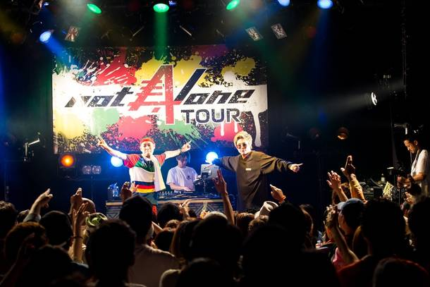【寿君 ライヴレポート】 『寿君東名阪ツーマンツアー「not  Alone TOUR〜一人じゃない〜」』 2018年5月23日 at 代官山UNIT