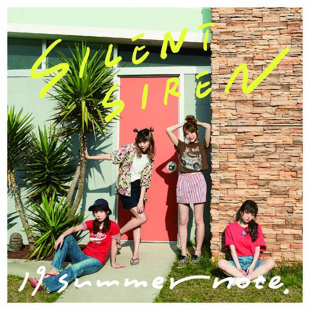 シングル「19 summer note.」【初回限定盤】