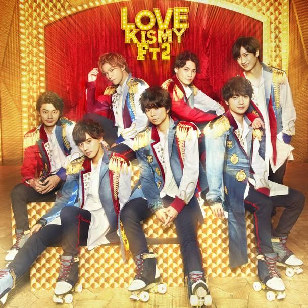 シングル「LOVE」【初回盤A】