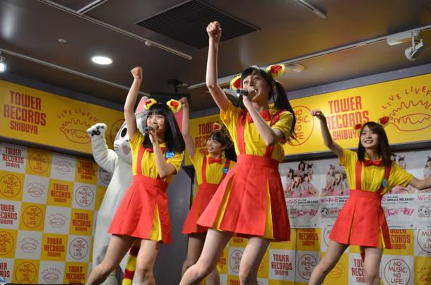 6月6日(水)@渋谷タワーレコード